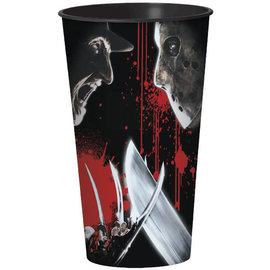 Freddy Vs. Jason™ Favor Cup, 32oz