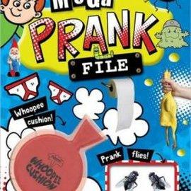 Mega Prank File Book