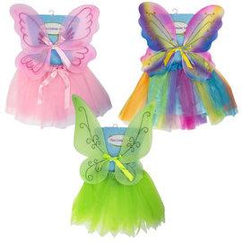 Garden Fairy TuTu Kit - Assorted