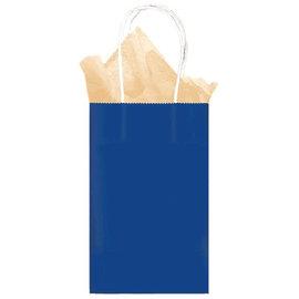 Solid Kraft - Bright Royal Blue Small Bag
