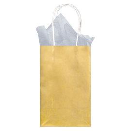 Small Paper Bag - Gold Foil