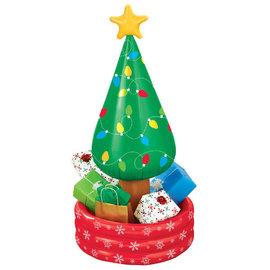 Inflatable Christmas Tree, 4.5'
