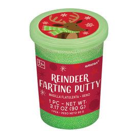 Reindeer Farting Putty, 3.1 oz