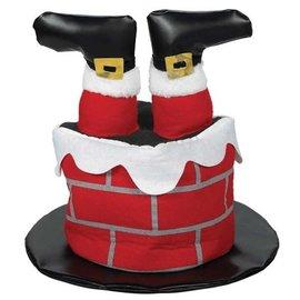 Santa Chimney Hat