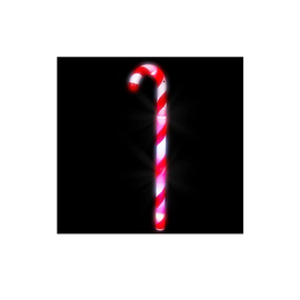 """16"""" Light-Up Candy Cane"""