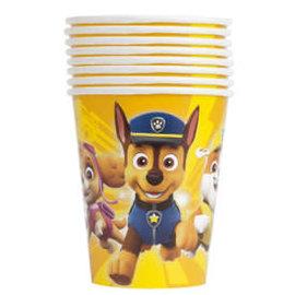 Paw Patrol 9oz Paper Cups, 8ct