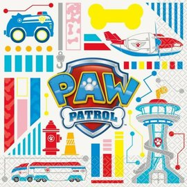 Paw Patrol Lunch Napkins, 16ct