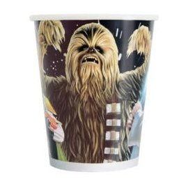 Star Wars Classic 9oz Paper Cups, 8ct