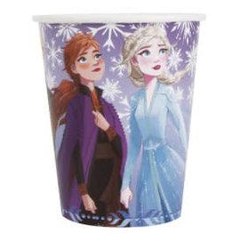 Disney Frozen 2 9oz Paper Cups, 8ct