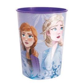 Disney Frozen 2 16oz Plastic Favor Cup