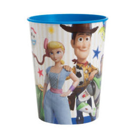 Disney Toy Story 4 16oz Plastic Favor Cup