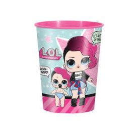 LOL Surprise 16oz Plastic Favor Cup