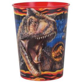 Jurassic World 2 16oz Plastic Favor Cup
