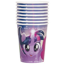 My Little Pony 9oz Paper Cups, 8ct