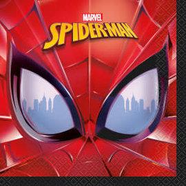 Spider-Man Luncheon Napkins, 16ct