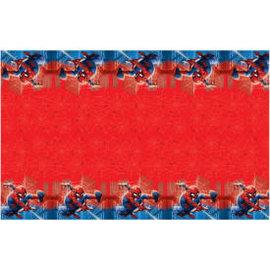 "Spider-Man Rectangular Plastic Table Cover, 54""x84"""