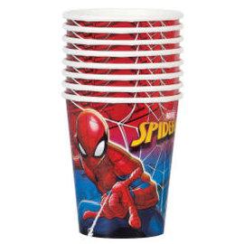 Spider-Man 9oz Paper Cups, 8ct
