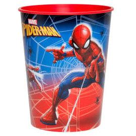 Spider-Man 16oz Plastic Stadium Cup