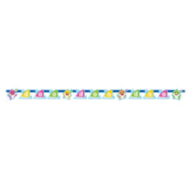 Baby Shark Large Jointed Banner