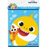 Baby Shark Loot Bags, 8ct