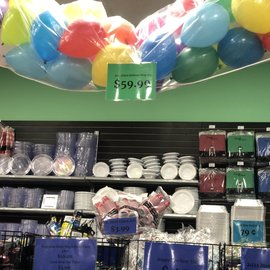 Filled Balloon Drop -PICK UP (call for delivery option$ )