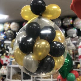 Mini Stuffed Balloon POP -  Drop PICKUP (call for delivery$)