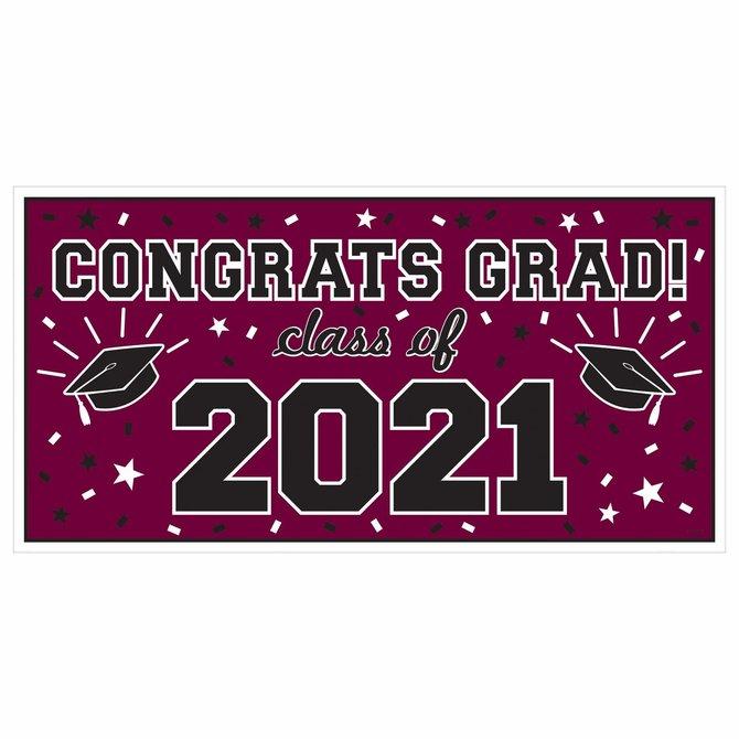2021 Grad Large Horizontal Banner-Berry