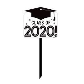 Grad Grid 2020 Yard Sign