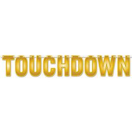 """Touchdown Banner 7"""" x 6'"""