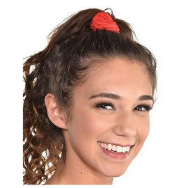 Red Scrunchies - 2ct