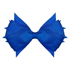 Hair Bow - Blue