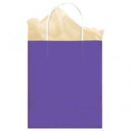 Solid Kraft - New Purple Medium Bag