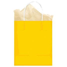 Solid Kraft - Yellow Sunshine Medium Bag