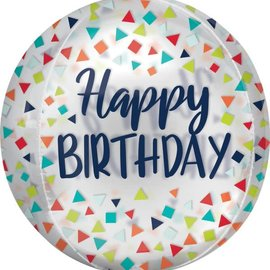 "Reason To Celebrate ( Happy Birthday)  Orbz -16"""