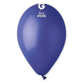 "Navy Blue 12"" Latex Balloons, 50ct"