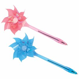 Wind-Up Pinwheel Pen