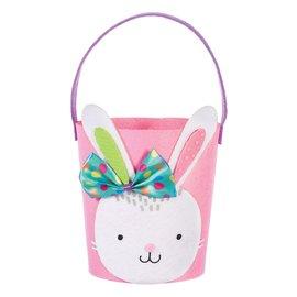 Girl Bunny Easter Basket