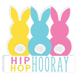 Hip Hop Hooray Standing Sign