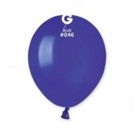 "Navy Blue 5"" Latex Balloons, 100ct"