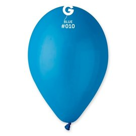 "Blue 12"" Latex Balloons, 50ct"
