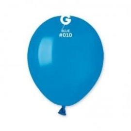 "Blue 5"" Latex Balloons, 100ct"