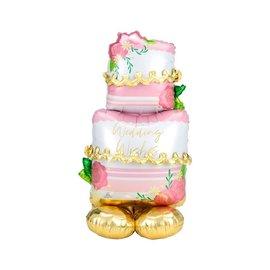 Airloonz Wedding Cake