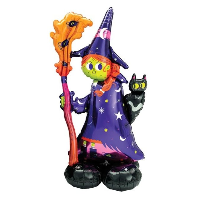 Airloonz Scary Witch