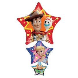 """Toy Story 4 Foil Balloon, 42"""""""