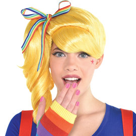 Colorful Light Wig