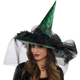 Be Wicked Deluxe Witch Hat