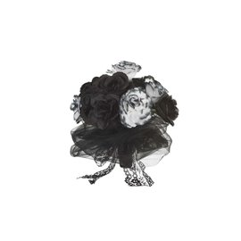 Black & Bone Bouquet