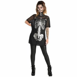 Skeleton Tunic - Adult Standard