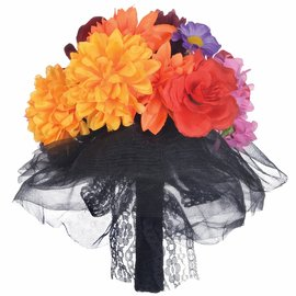 Bouquet Floral Day of the Dead