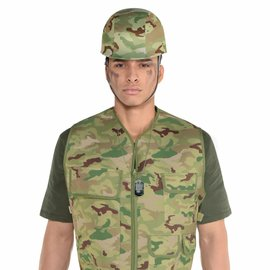 Military Hat - Adult